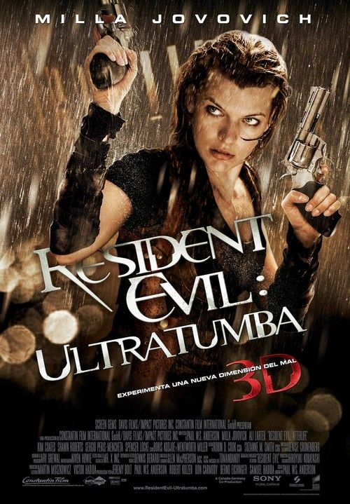 Watch Resident Evil: Afterlife 2010 Full Movie Online Free