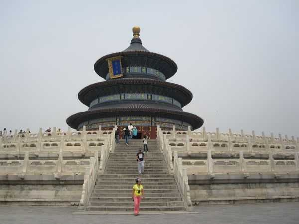 1 Day Tour: Temple of Heaven, Summer Palace Tour from US$ 44/pax