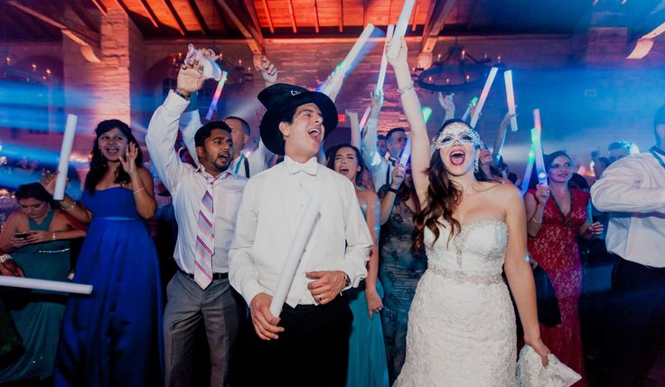 Whether you will have a band or DJ at your wedding, choosing your big-day soundtrack will be a key part of the planning process. Here's everything you need to consider!