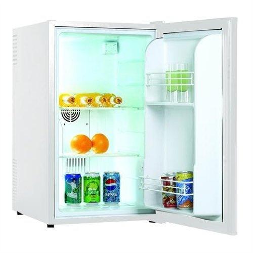 Klarstein Frigo silencieux confort et style - Réfrigérateur Minibar grande contenance (70 litres, classe C, 30dB) - Design blanc cassé de Klarstein, http://www.amazon.fr/dp/B003Y3TR4U/ref=cm_sw_r_pi_dp_PlSNrb03JBFV8