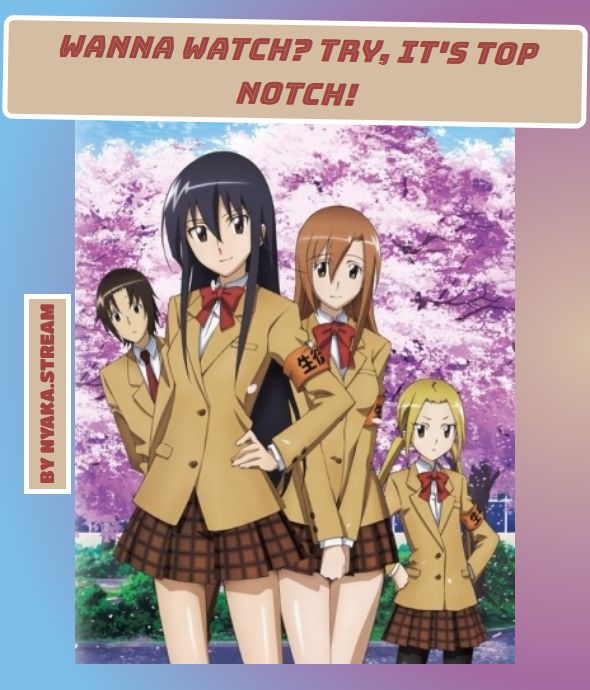 Watch Seitokai Yakuindomo 2 OVA Anime Online - All Episodes are always available on Animey.stream until the cows come home. Streaming of Full Episodes begins without delay - take a look yourself!