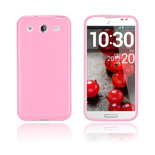 Standard (Pink) LG Optimus G Pro Cover