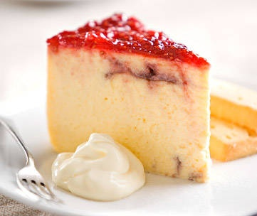 Simple, easy and delicious, this cheesecake will quickly become a favourite.