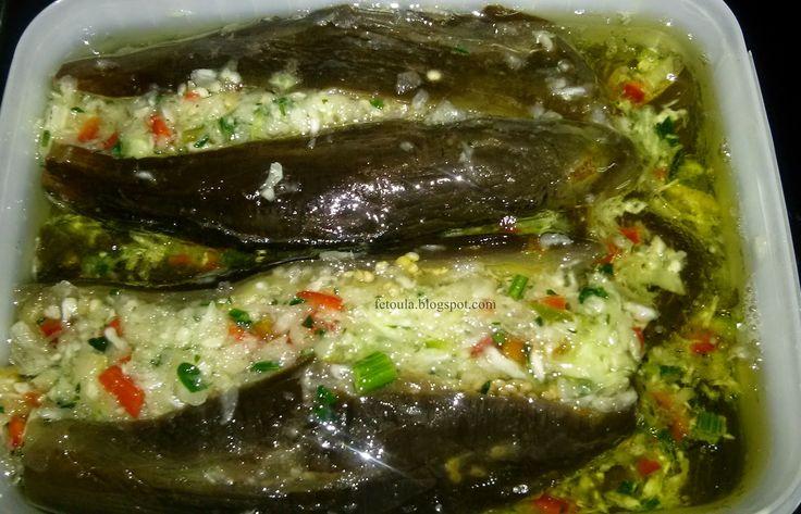 Insta_food: Μελιτζάνα τουρσί