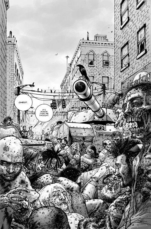 The Walking Dead Comic Images   Atlanta (cómic) - The Walking Dead Wiki
