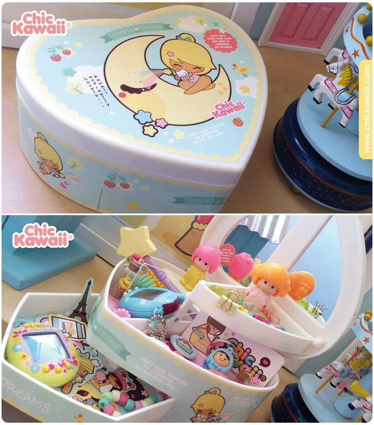 music box kawaii lovely cute