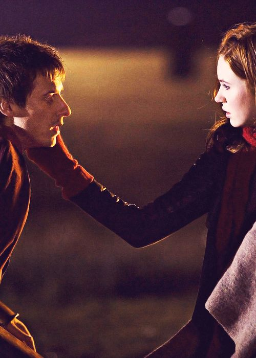 image Amy pond rides rory williams like there039s no tomorrow dr whore scene 1