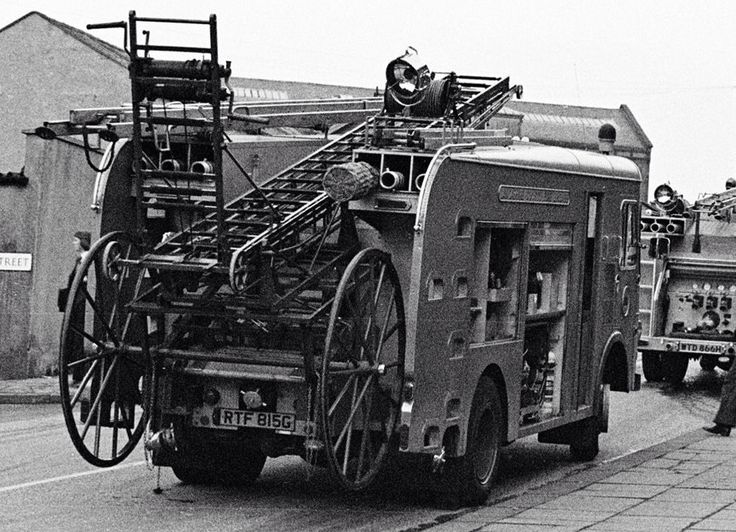 36 Best Images About Fire Engines On Pinterest Campers