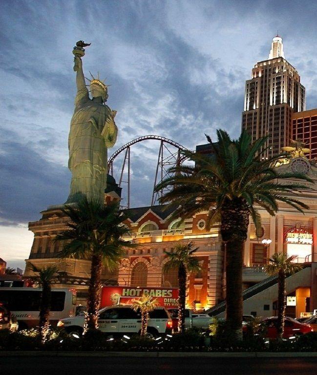 Las Vegas - Statue of Liberty.