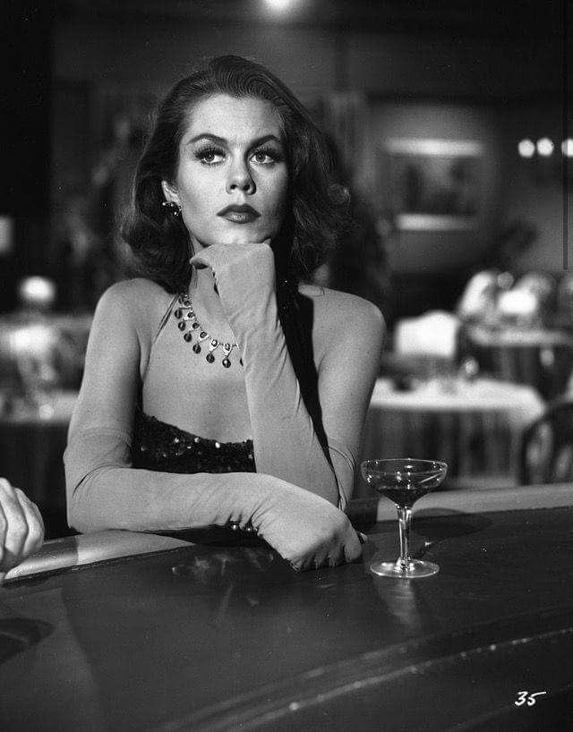 "sweetheartsandcharacters: "" Elizabeth Montgomery in an episode of ""The Untouchables"" """
