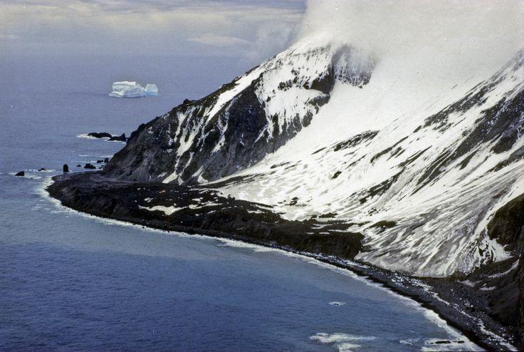 Nyrøysa, Bouvet Island