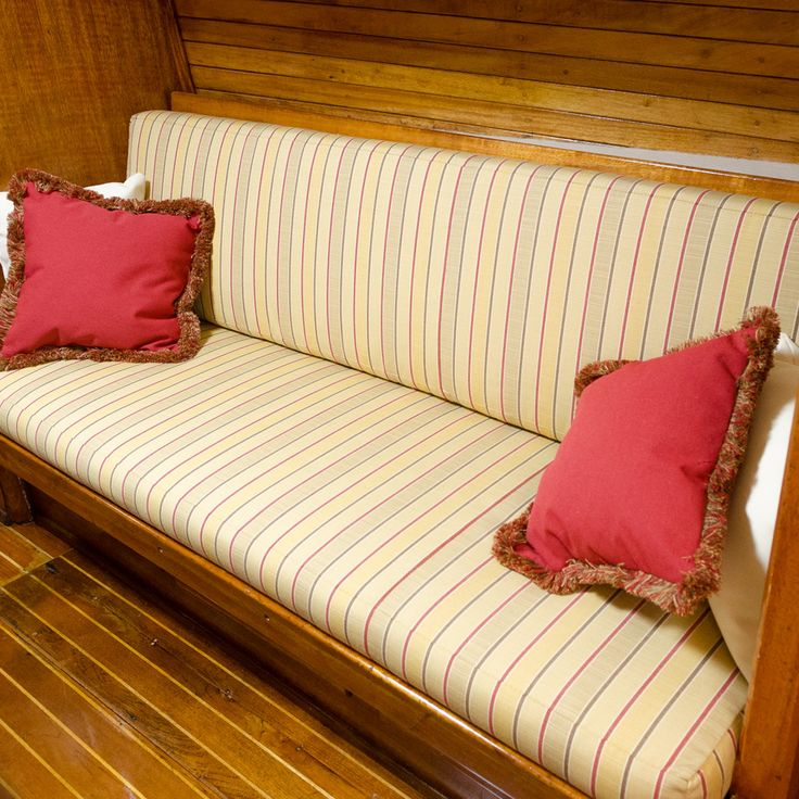 Boat Cabin Makeover Series