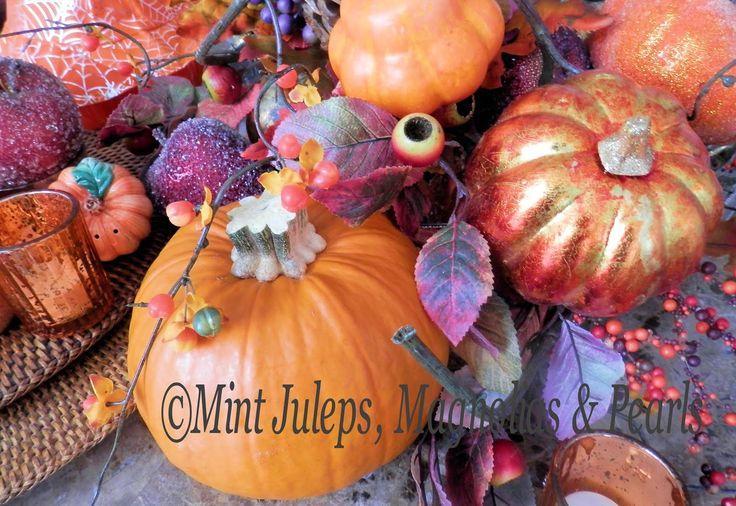 Pumpkins & Pumpkins & Pumpkins: