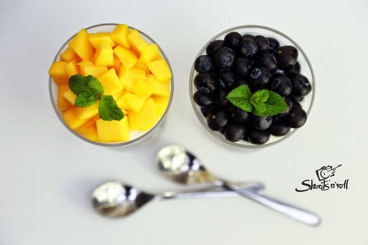 Nuts 'n' Roll: Gyümölcsös reggelik