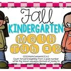Ready to start Math tubs? This is a fun and easy Math tub to begin with. It has an I can sheet, number cards 1-20, and a response sheet. ...
