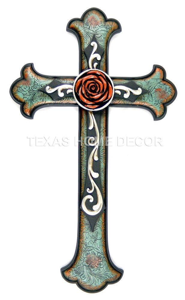 Decorative Wall Cross 46 best western rustic wall cross images on pinterest | wall