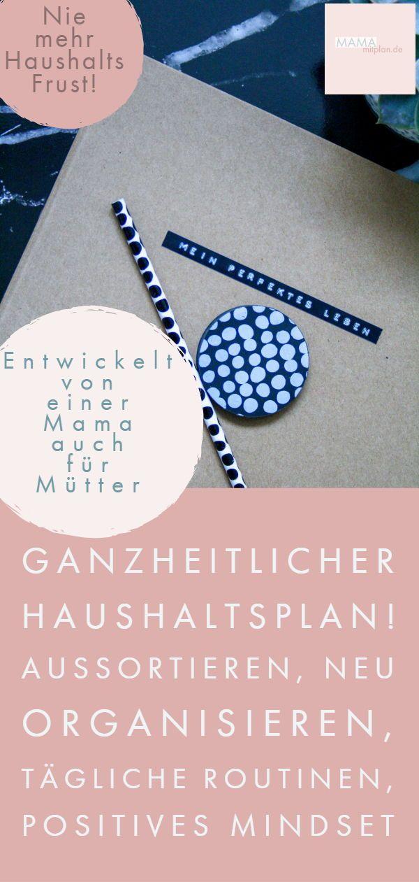 Ordnung/ Organisation mit Kindern für Mütter. Be…