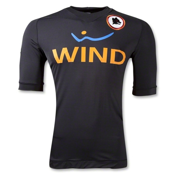 Wish List - AS Roma 11/12 Third Soccer Jersey - Of course I want a Rome shirt!