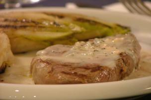 Filetto al gorgonzola