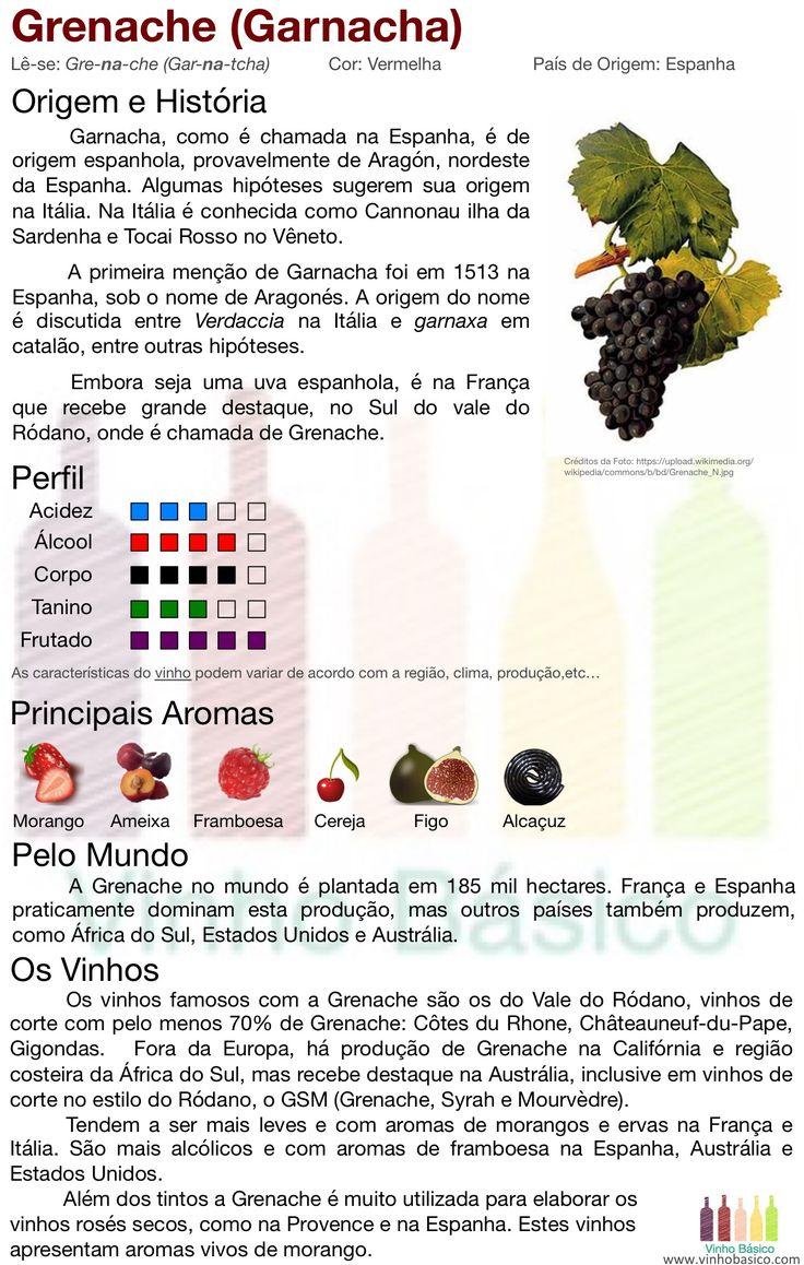 Grenache vinhobasico