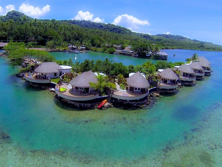Best Tropical Resorts In Fiji