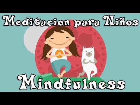 Relajación Guiada para Niños: La respiración | Mindfulness infantil | Meditacion para Dormir Niños - YouTube