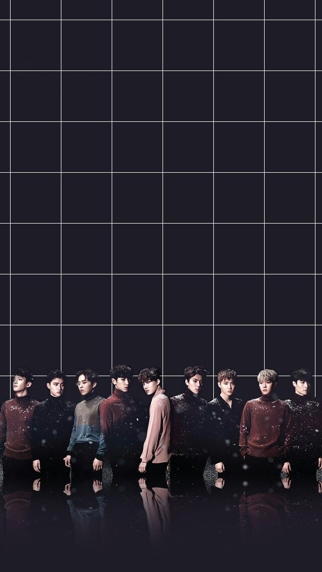 EXO Sing For You Wallpaper