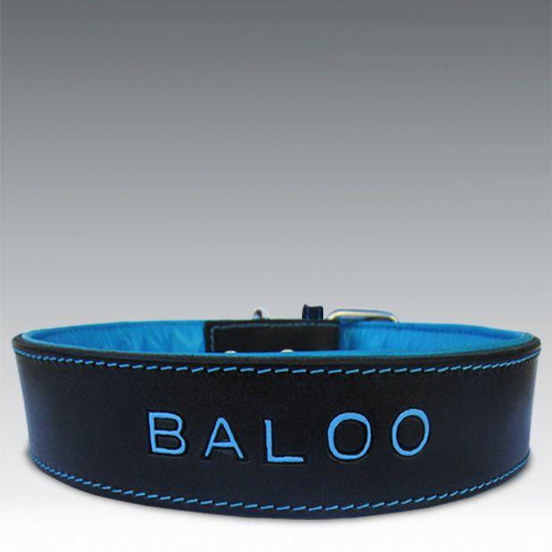 #collare per #cane #personalizzato The Lux