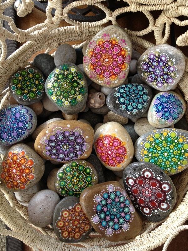 Mandalas. Diseños originales procedentes de http://www.elspethmclean.com/