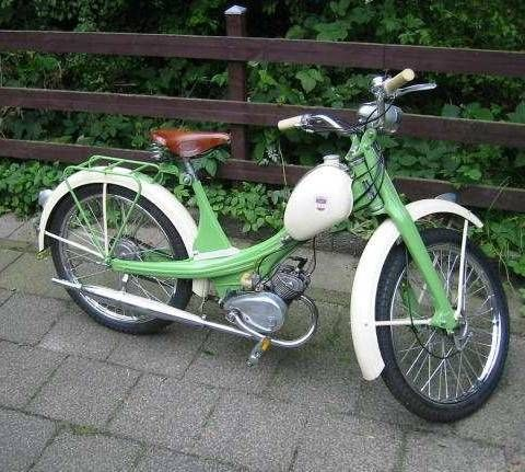 NSU Quickly S (Green)