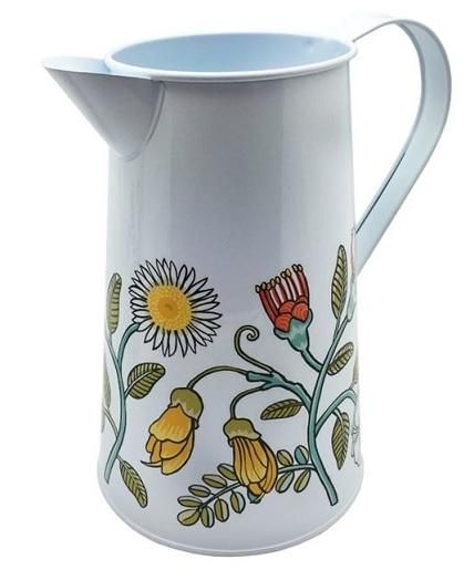 Pretty+NZ+Native+Flowers+Jug //.shopenzed  sc 1 st  Pinterest & 160 best NZ Kitchen and Tableware images on Pinterest