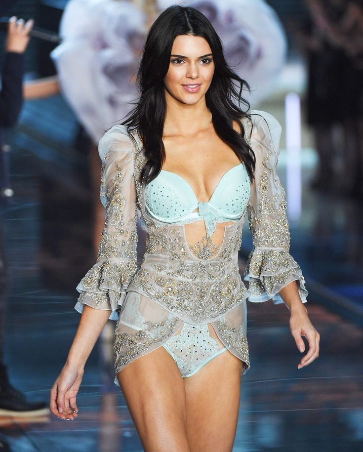 A dream come true! Kendall Jenner and Gigi Hadid made their Victoria's Secret Fashion Show debut — and totally nailed it! See the pics at Usmagazine.com.