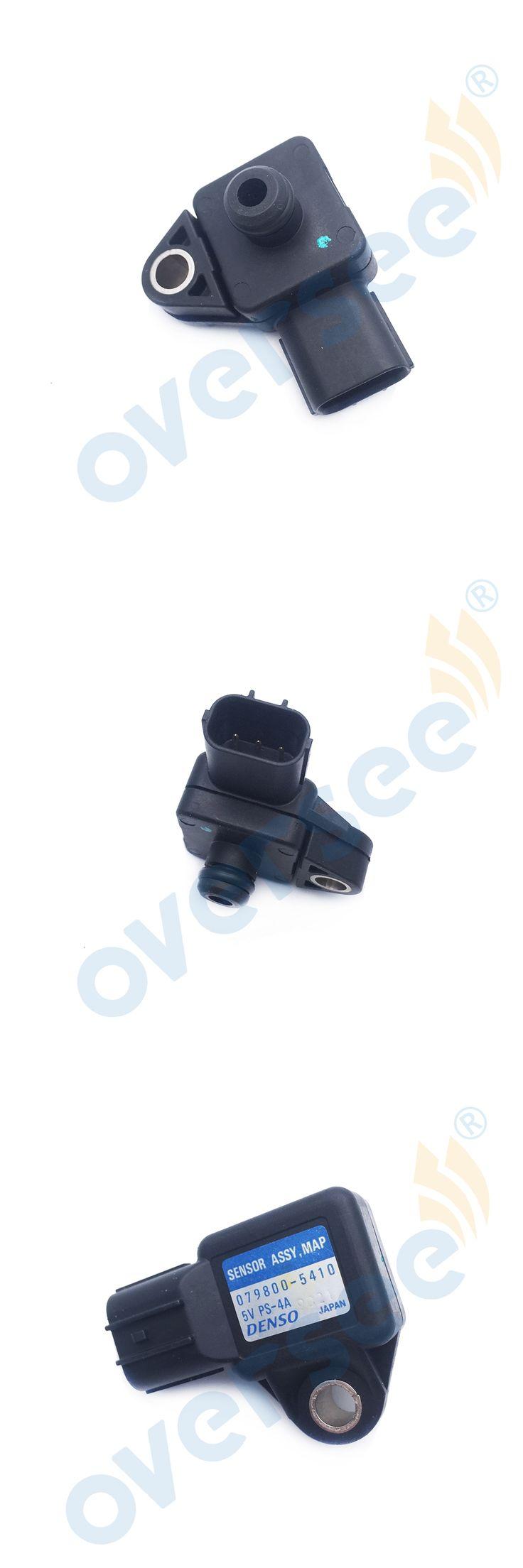 OVERSEE OEM MAP Sensor 37830-PGK-A01 For Outboard Motor 4 Stroke Engine