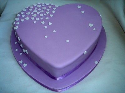 Google Image Result for http://www.karens-cakes.co.uk/Purple%2520heart%2520cake.jpeg