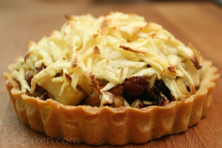 Eple terte Apple Tart