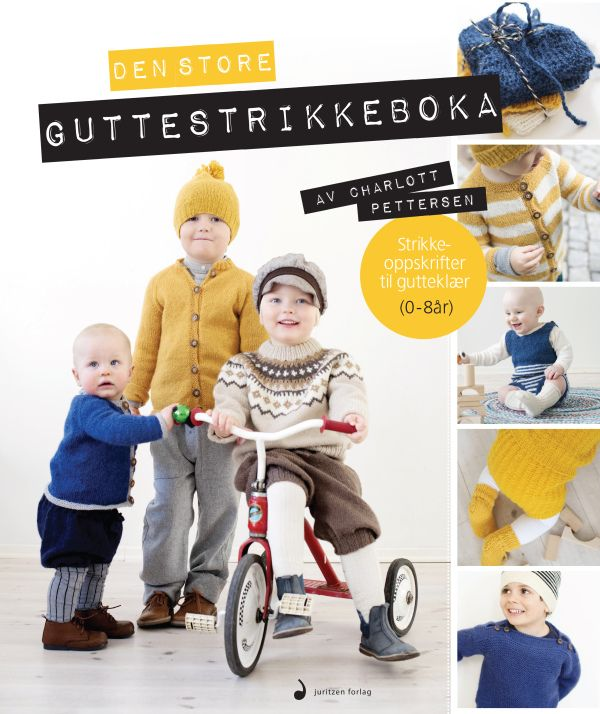 Charlott Pettersen | mamma | Påfyll og pusterom (new book in Norwegian out soon: Knitting for boys!) Can`t wait to have a look!