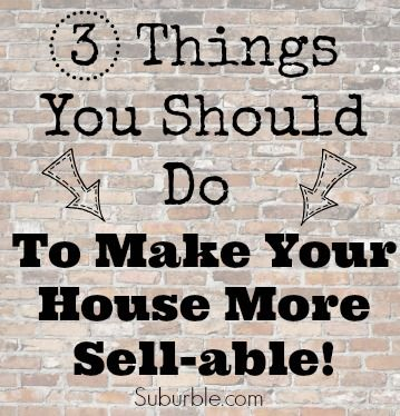3 Things To Do To Sell Your Home. #realestate  Call any Reece & Nichols,Town & Country Realtor if you are ready to get YOUR home ready to sell.  Not in Kansas? Not a problem.  We are part of the largest nationwide network of Realtors, and we can find the PERFECT Realtor to serve you!  785-242-3182 www.ReeceAndNichols.com/Ottawa