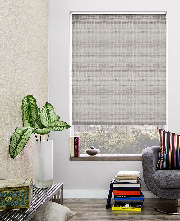 STONE Roller Shades & Blinds | Customize In Over 200 Exclusive Materials | The Shade Store