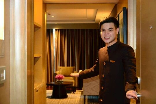 Khun Mee one of our amazing butlers here at Sofitel Bangkok Sukhumvit anticipates your every need and goes beyond your expectations, a true personal assistant during your stay with us! #Butler #UltimateService #FeelWelcome #Sofitel