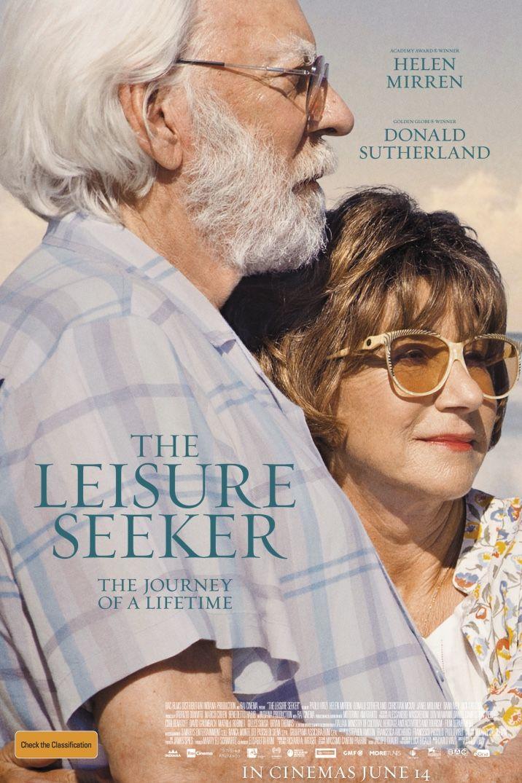 The Leisure Seeker Helen mirren movies, New movie