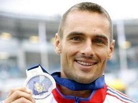 Largest decathlon score ever in the world. Götzi, Austria Roman Šebrle 9026 points.
