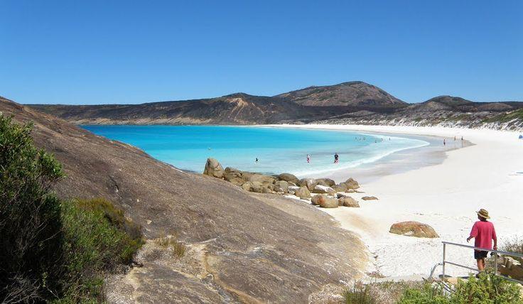 Hellfire Beach, Cape Le Grand National Park, Western Australia, Australia