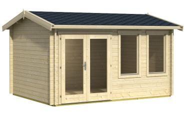 Best 25 log cabin sheds ideas on pinterest small garden for Garden shed edinburgh sale