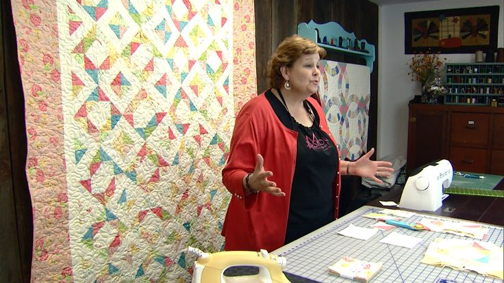 In case you missed it. Missouri Star Quilt Company on NBC National News!!!!! Jenny Doan makes me smile every time!