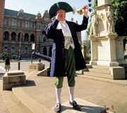 Peter Southwood, a wonderful Town Cryer for Maritzburg.