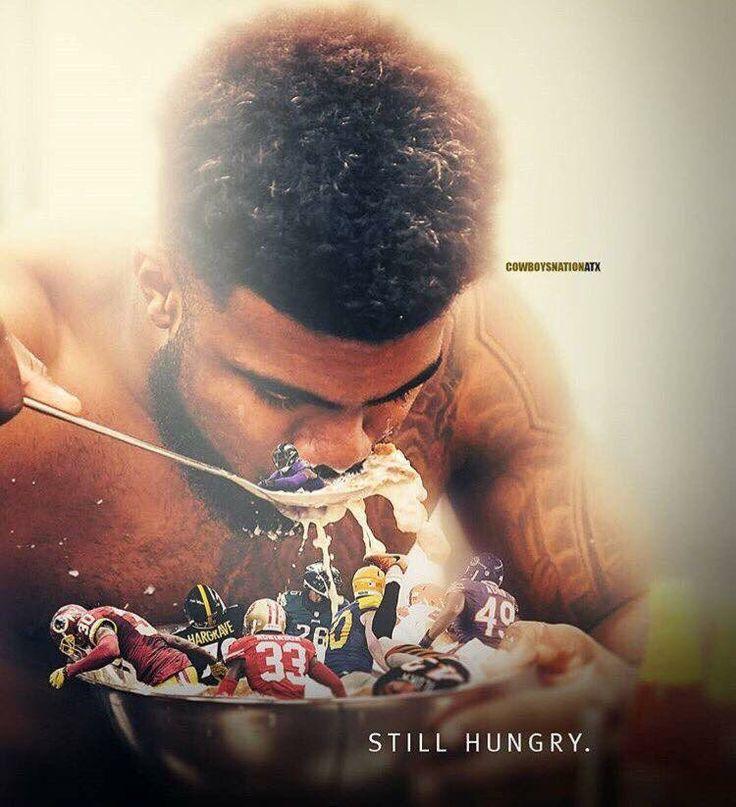 So let's eat Ezekiel Elliott #beat Redskins #Cowboys