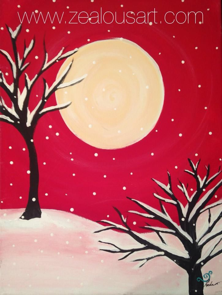 youcanpaintthis brrrr  Painting pARTy at NYGrill and Bistro in Langley BC
