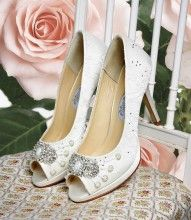 Devotion by Diane Hassall.If you love shoes you will love these. By The Wedding Boutique,22 The Square, Dalston,