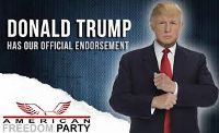 Donald Trump, American Freedom Party, Handsign Gesture, Masonry, Freemasonry, Freemasonry, Masonic Lodge