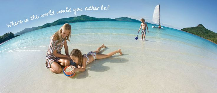 Hamilton Island Accommodation - Whitsundays - Great Barrier Reef Accommodation